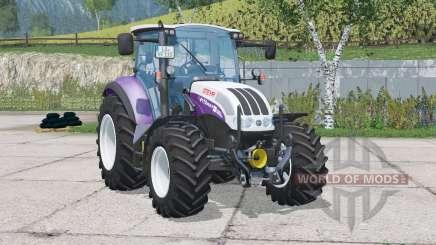 Steyr Multi 4115〡farbwahl для Farming Simulator 2015
