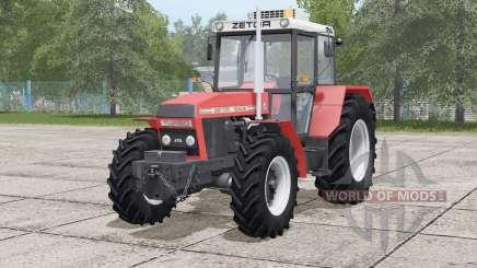 Zetor 16245 Turbꝍ для Farming Simulator 2017