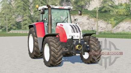 Steyr 6105 CVT для Farming Simulator 2017