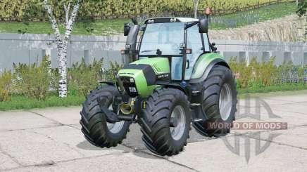Deutz-Fahr Agrotron TTV 4ろ0 для Farming Simulator 2015