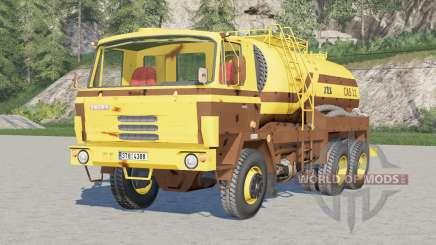 Tatra T815 CAS-11 для Farming Simulator 2017