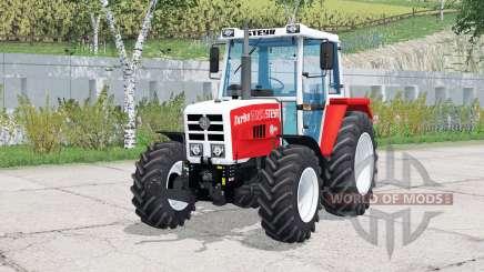 Steyr 8080A Turbo〡animated wiper для Farming Simulator 2015
