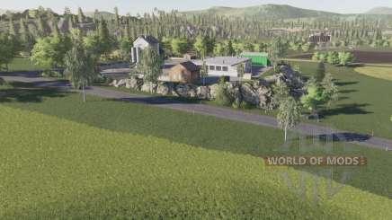 The Old Farm Countryside v3.0 для Farming Simulator 2017
