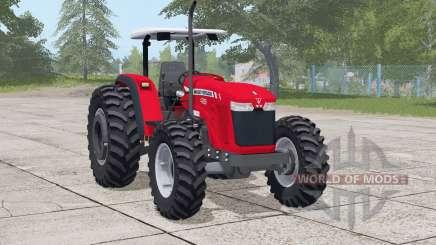 Massey Ferguson 4299 для Farming Simulator 2017