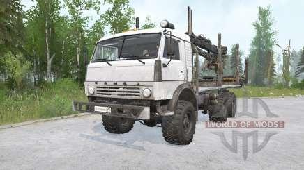КамАЗ-43114 6х6 для MudRunner
