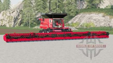 Case IH Axial-Flow 250 series〡capacity choice для Farming Simulator 2017