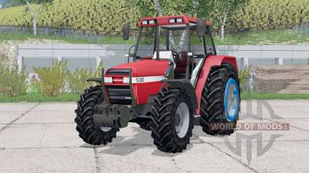 Case International 5130 Maxxum〡change wheels для Farming Simulator 2015