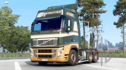 Volvo FH series 2009〡Brasil Edition для Euro Truck Simulator 2