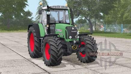 Fendt 820 Vario TMS〡fixed some bugs для Farming Simulator 2017