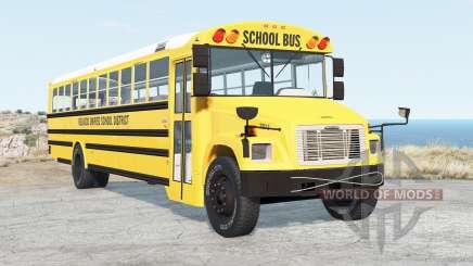Freightliner FS-65 v1.2 для BeamNG Drive