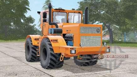 Кировец К-700А〡выбираемая мощность двигателя для Farming Simulator 2017