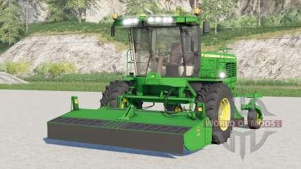 John Deere W260〡self-propelled mower для Farming Simulator 2017