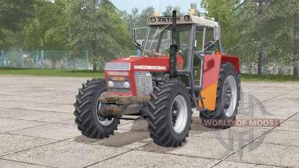 Zetor 12145〡visual extras для Farming Simulator 2017