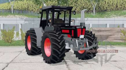 Schluter Super-Trac 1900 TVL-LS〡change driving direction для Farming Simulator 2015