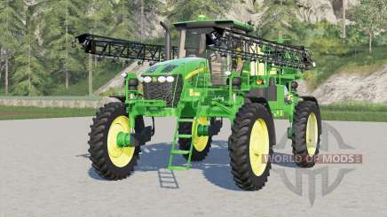 John Deere 4730〡self-propelled sprayer для Farming Simulator 2017
