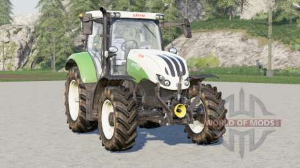 Steyr 4105 Profi〡10 tire configs для Farming Simulator 2017