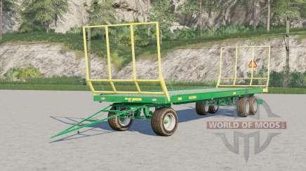 Metaltech PBD 16 для Farming Simulator 2017
