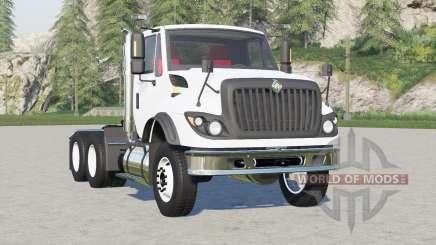 International WorkStar Tractor Truck 6x4 2008 для Farming Simulator 2017