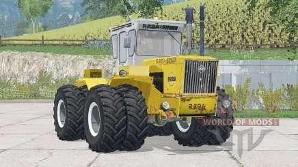 Raba-Steiger 245〡double wheels для Farming Simulator 2015