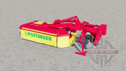 Pottinger EuroCat 275〡mower для Farming Simulator 2017