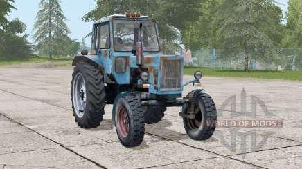 МТЗ-80 Белаᴘус для Farming Simulator 2017