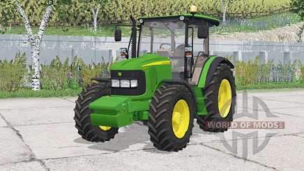 John Deere 5R series для Farming Simulator 2015