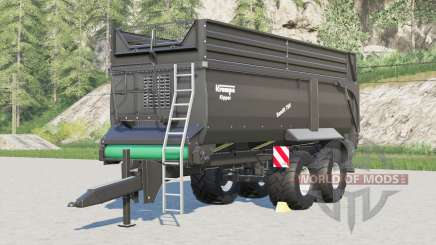 Krampe Bandit 750〡new tire configurations для Farming Simulator 2017