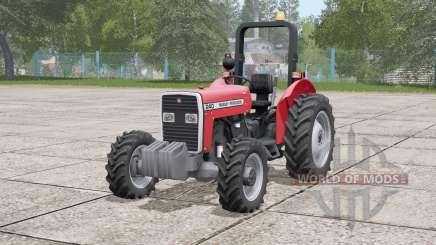 Massey Ferguson 240〡fixed minor details для Farming Simulator 2017