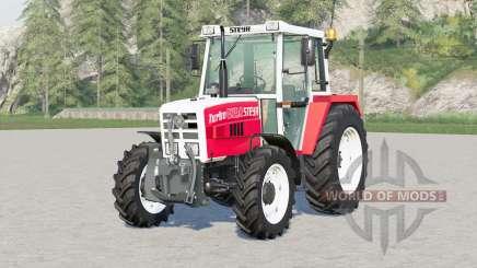 Steyr 8090A Turbo〡lower link rear adjusted для Farming Simulator 2017