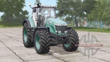 Massey Ferguson 8700 series〡design choice для Farming Simulator 2017