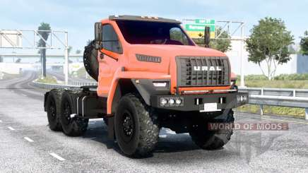 Урал Next (44202-5311-74Е5) v1.8 для American Truck Simulator