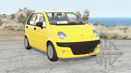 Daewoo Matiz для BeamNG Drive