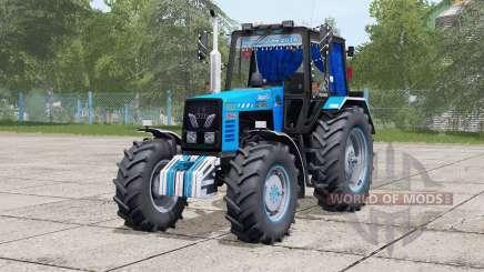 МТЗ-1221.2 Беларуꞔ для Farming Simulator 2017