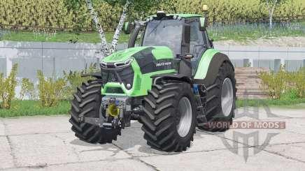 Deutz-Fahr 9340 TTV Agrotroɲ для Farming Simulator 2015
