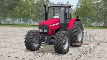 Massey Ferguson 6Զ90 для Farming Simulator 2017
