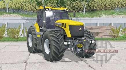 JCB Fastraȼ 8310 для Farming Simulator 2015
