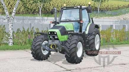 Deutz-Fahr 6190 TTV Agrotron〡movable front axle для Farming Simulator 2015