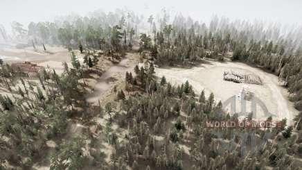 Убитые дороги для MudRunner