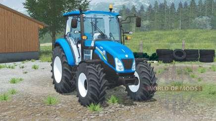 New Holland T4.75 для Farming Simulator 2013