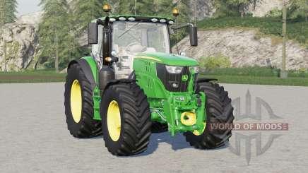 John Deere 6R seriᶒs для Farming Simulator 2017