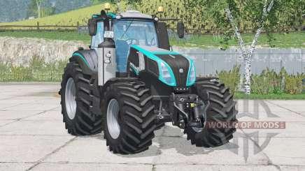 New Holland T8.435〡Erntetechnik Steinberger для Farming Simulator 2015