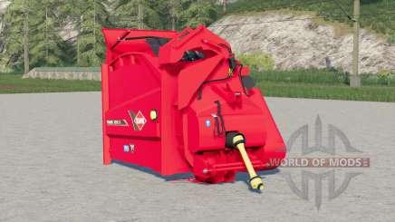 Kuhn Primor 2060S для Farming Simulator 2017