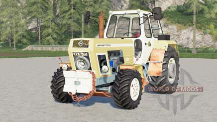 Fortschritt ZT 300-Đ для Farming Simulator 2017