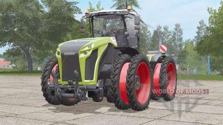 Claas Xerion Trac VC〡selectable design для Farming Simulator 2017