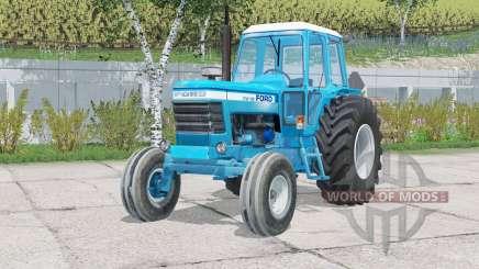 Ford TW-10〡AWD для Farming Simulator 2015