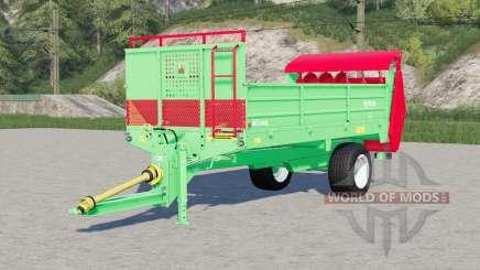 Unia Tytan 6 для Farming Simulator 2017
