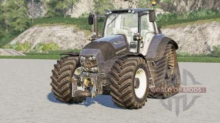 Deutz-Fahr Serie 7〡new tire configuration для Farming Simulator 2017