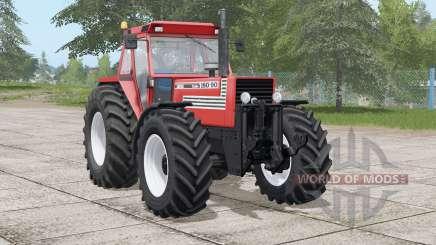 Fiat 180-90 Turbo〡different wheels для Farming Simulator 2017