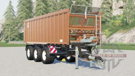 Kroger Agroliner TAW 30〡almost unlimited loading capacity для Farming Simulator 2017
