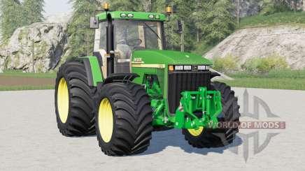 John Deere 8Ꝝ10 для Farming Simulator 2017